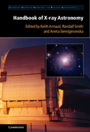 Handbook of X-ray Astronomy