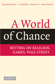 A World of Chance