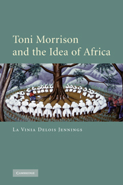 Toni Morrison and the Idea of Africa