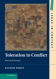 Toleration in Conflict