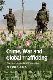 Crime, War, and Global Trafficking