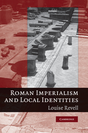 Roman Imperialism and Local Identities