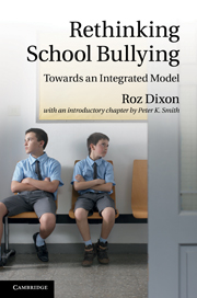 Rethinking School Bullying