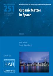 Organic Matter in Space (IAU S251)