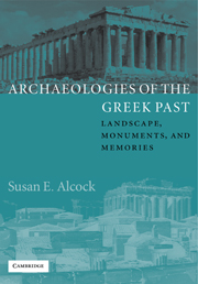 Archaeologies of the Greek Past