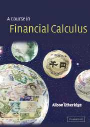 A Course in Financial Calculus