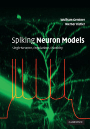 Spiking Neuron Models