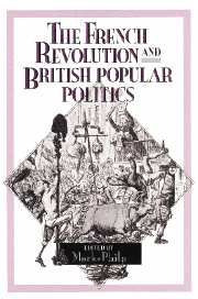 The French Revolution and British Popular Politics