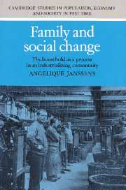 Family and Social Change