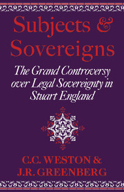 Subjects and Sovereigns