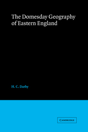 The Domesday Geography of Eastern England