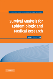 Survival Analysis for Epidemiologic and Medical Research