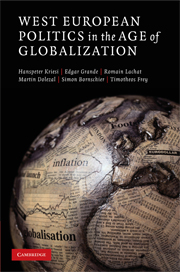 West European Politics in the Age of Globalization