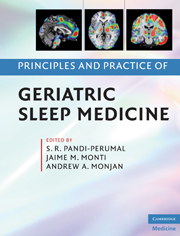 Principles and Practice of Geriatric Sleep Medicine