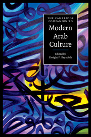 The Cambridge Companion to Modern Arab Culture
