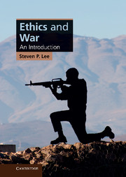 Ethics and War