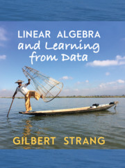 Linear algebra and learning data | Mathematical modelling and methods