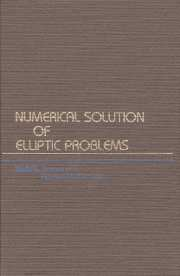 Numerical Solution of Elliptic Problems
