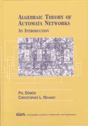 Algebraic Theory of Automata Networks