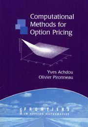 Computational Methods for Option Pricing