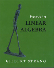Essays in Linear Algebra