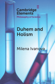 Duhem and Holism