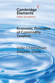 Economic Principles of Commodity Taxation
