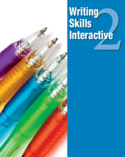 Writing Skills Interactive Level 2