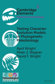 Testing Character Evolution Models in Phylogenetic Paleobiology