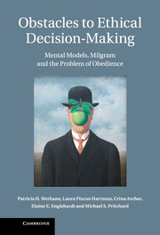 Obstacles to Ethical Decision-Making