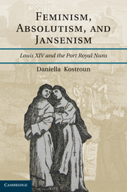 Feminism, Absolutism, and Jansenism