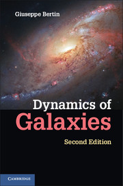 Dynamics of Galaxies