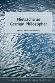 Nietzsche as German Philosopher