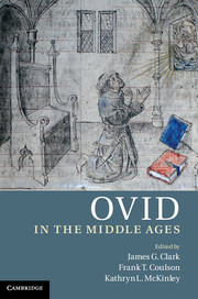 Ovid in the Middle Ages