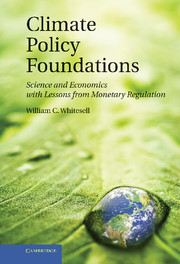 Climate Policy Foundations