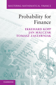 Probability for Finance