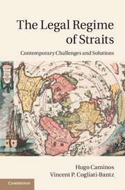 The Legal Regime of Straits