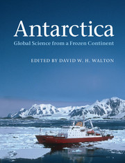 Antarctica by David W H Walton - Cambridge University Press
