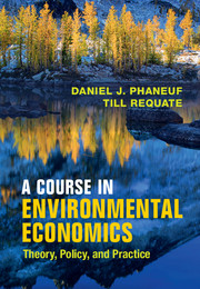 A Course in Environmental Economics
