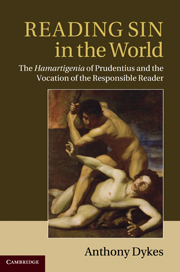 Reading Sin in the World