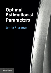 Optimal Estimation of Parameters