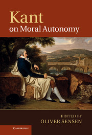 Kant on Moral Autonomy