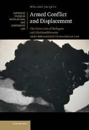 Armed Conflict and Displacement