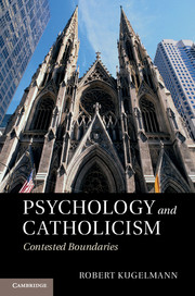 Psychology and Catholicism