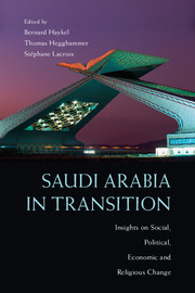 Saudi Arabia in Transition