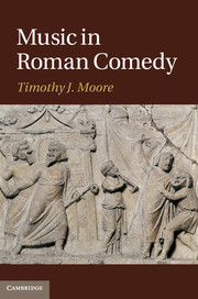 Music in Roman Comedy