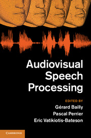 Audiovisual Speech Processing