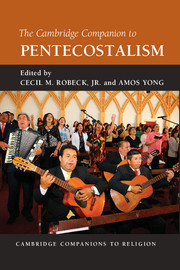 The Cambridge Companion to Pentecostalism