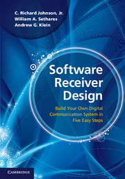 Software Receiver Design