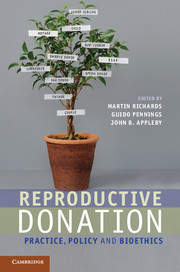 Reproductive Donation